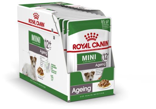 12x85 gr Royal Canin Mini Ageing