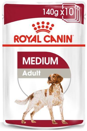 10x140 gr Royal Canin Medium Adult
