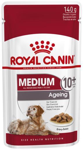 10x140 gr Royal Canin Medium Ageing