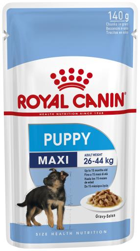10x140 gr Royal Canin Maxi Puppy