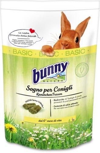 Aliment pour Lapins Basique 4 KG Bunny