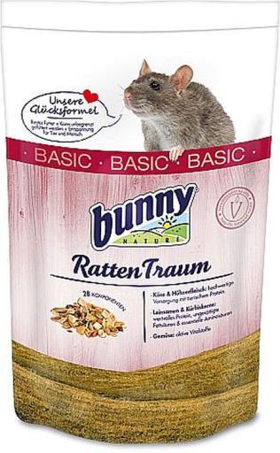 Aliment pour Rats Basique 1.5 Kg Bunny