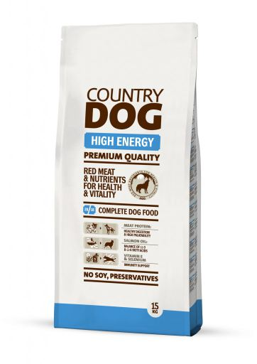 Energy Dog Food 15 Kg Country