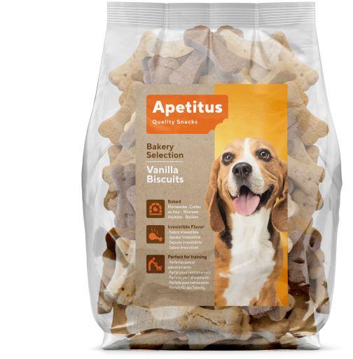 Vainilla Biscuits 3x2 - Pack Ahorro Apetitus