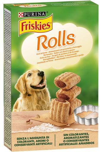 6x320 GR Friskies Snacks Rolls