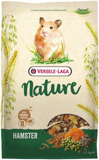 Mélange pour hamsters Hamster Hamster Nature 2.3 KG Versele Laga