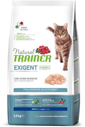 Fresh White Meat Cat Food 1.5 Kg Trainer