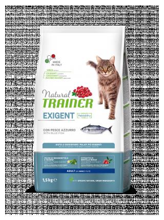 Aliments pour poissons océaniques pour chats 300 GR Trainer