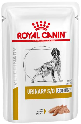 Urinary S/O Ageing +7 12x85 gr Royal Canin