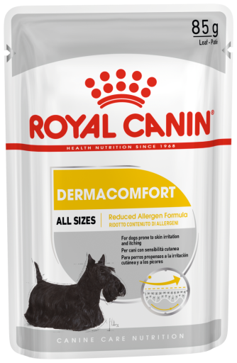 12x85 gr Royal Canin Dermacomfort