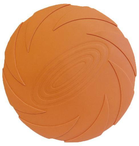 Frisbee flottant pour chiens, couleurs assorties 18 cm Gloria Pets