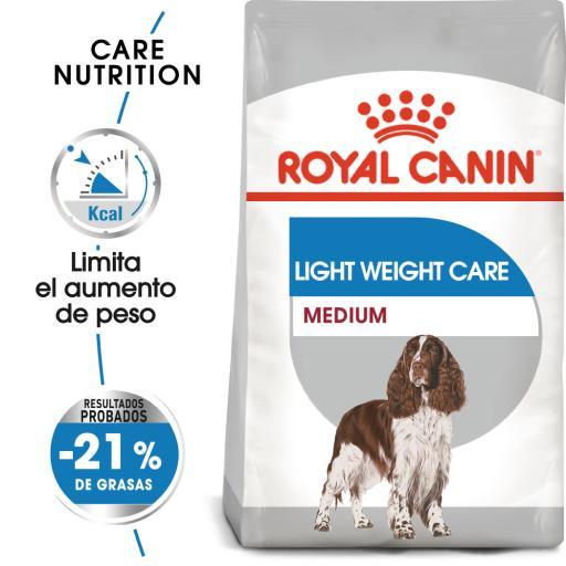 Medium Light Weight Care controllo del peso taglia media