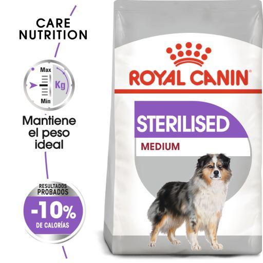 Medium Sterilised Adult Sterilized Medium Adult Dog Food