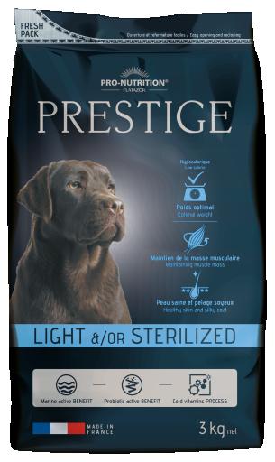 Cibo Secco Prestige SterileLight