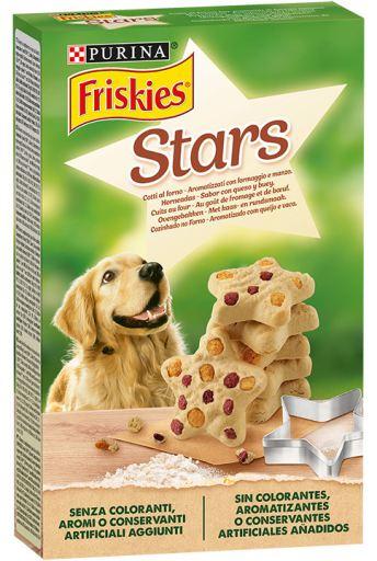 6x320 GR Friskies Snacks Stars