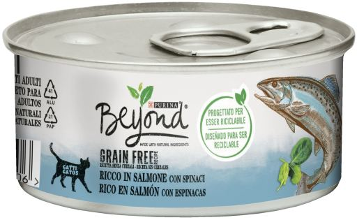 Grain Free Cat Salmon
