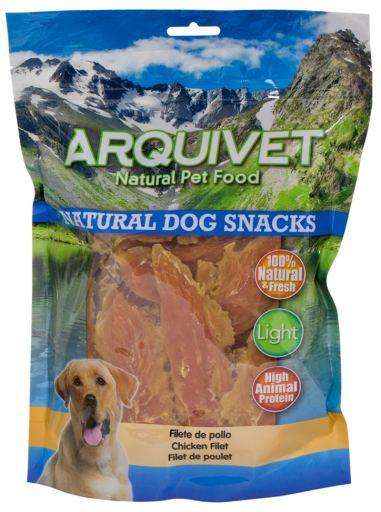 Snacks Filet de poulet pour chiens 1.15 kg Arquivet