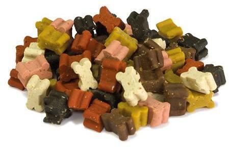 Mélange de mini os Soft Snacks pour chiens 4.8 kg Arquivet