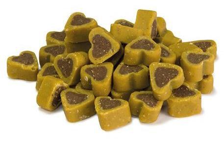 Coeurs doux Poulet Snacks / chien de chasse 5.122 kg Arquivet