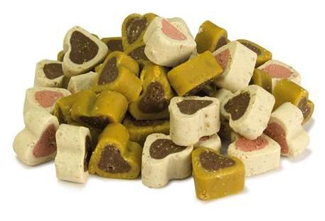 Soft Snacks Corazones para Perros 5.122 kg Arquivet
