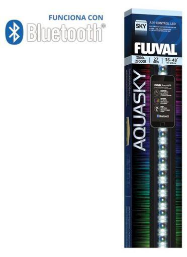Bluetooth 2.0 16w LED Aquasky 500 GR Fluval