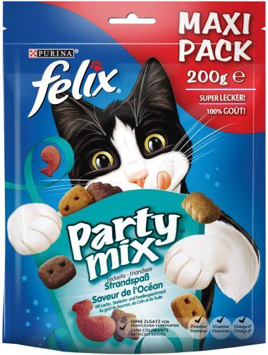 MaxiPack Party Mix Ocean 200 GR Felix