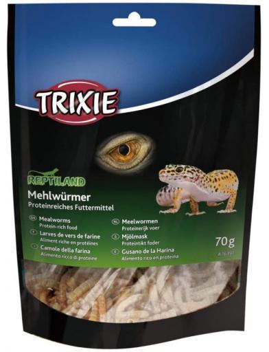 Vers de farine, déshydratés, 70 GR Trixie