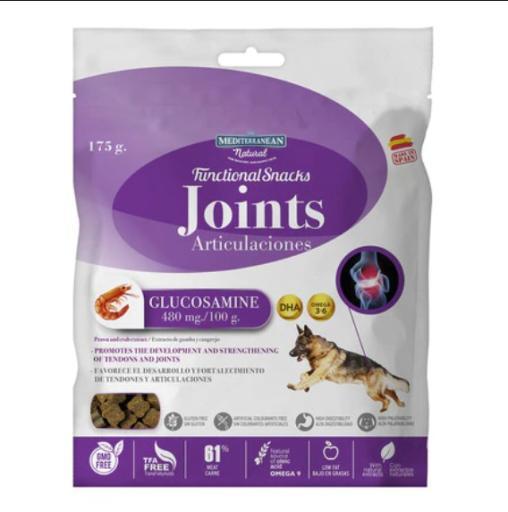 Snacks fonctionnels Joints, 175 Grs Mediterranean Natural