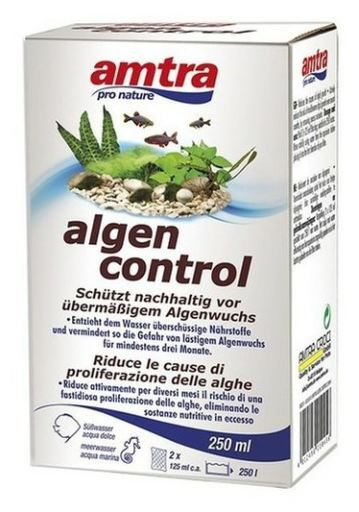 Control de Algas 250ml Amtra
