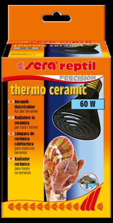 Lampe thermo-céramique pour reptile 60 W Sera