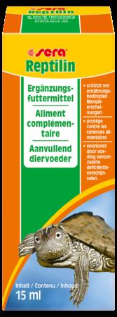 Vitamines Repitilin 15 ml Sera