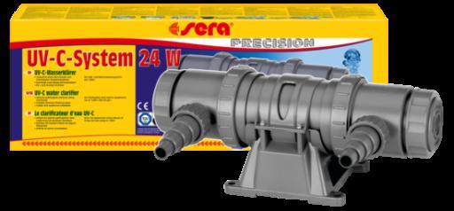 Uv-C Clarifier System 24 W 1 Sera