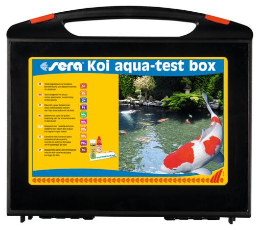7715 Koi Aqua-Test Box 1 Sera