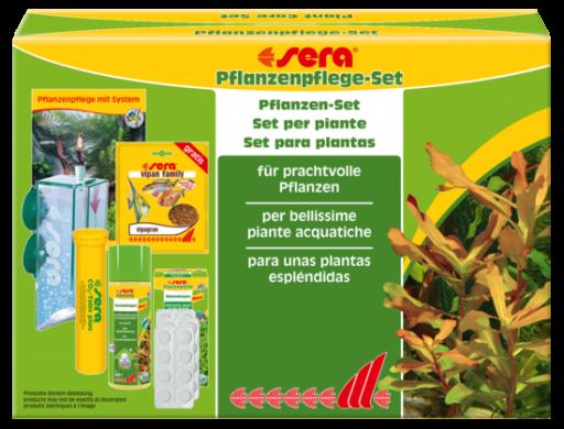 Set pour des plantes splendides 1 Sera