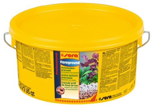 Substrat professionnel pour sols flottants 1 Kg Sera