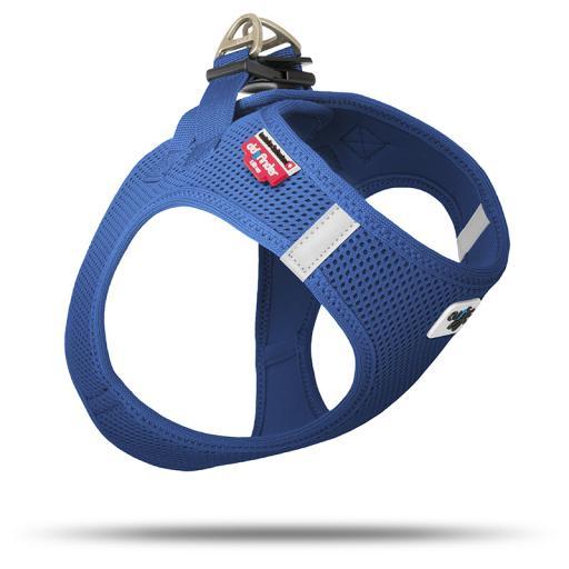 Air-Mesh Dog Harness Blue 3 Xs