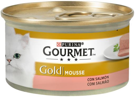 Gold Mousse Salmón