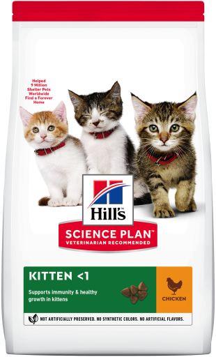Kitten Healthy Development Poulet 1.5 Kg Hill's