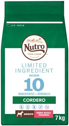 Limited Ingredient Pienso Natural Cordero Perros Adultos Pequeños 7