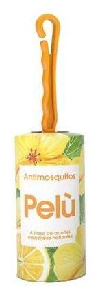 Lintmos Citronella Anti Mosquito Repellant 14 gr Roller Pelu