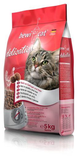 Délicatesses 5 KG Bewi Cat