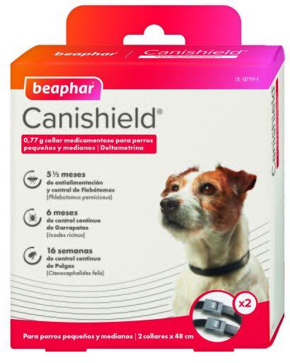Canishield Dog Collar 100 gr Beaphar