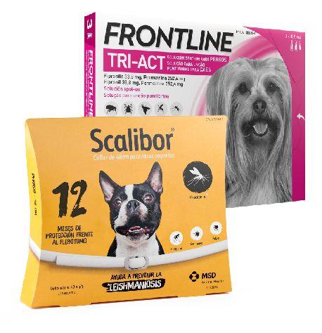 Tri Act Race Toy + Scalibor Frontline