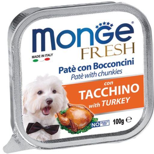 Fresh Paté y Trozos Pavo