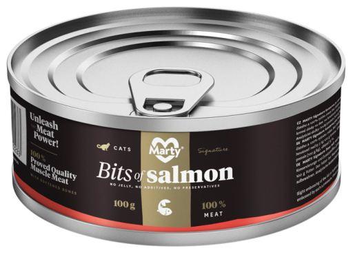 Lata de Salmon 110 GR Marty