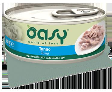 Boîte de thon 70 GR Oasy