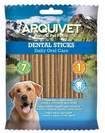 Dental Sticks 170 GR Arquivet
