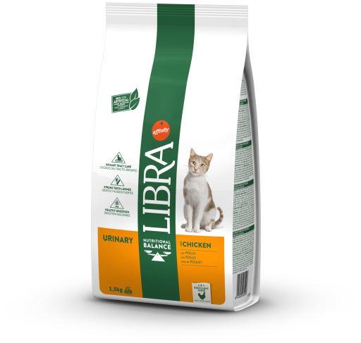 Urinaire adulte 1.5 Kg Libra Cat