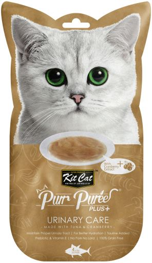 Purrpure Plus Urinary Care With Tuna And Blueberries 60 GR Kit Cat