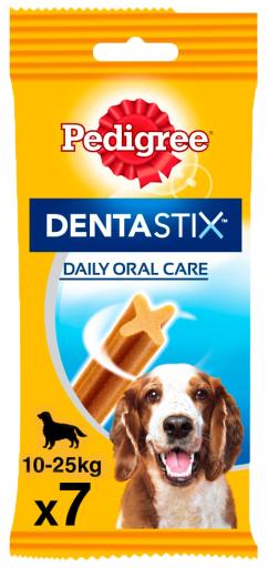 Dentastix Snack Dental para la Higiene Oral de Perros Medianos